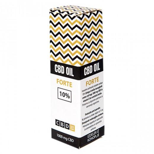 CBDex® FORTE 10%, 10 ml