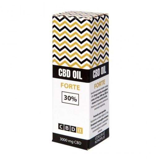 CBDex® FORTE 30%, 10 ml