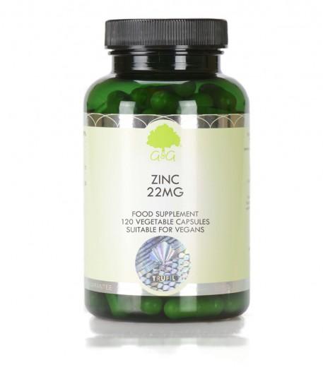 Cink (pikolinat) 22 mg, 120 kapsul