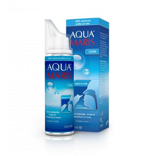 Aqua Maris Clean, pršilo za nos (125 ml)