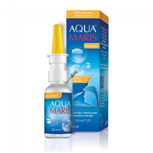 Aqua Maris 4Allergy, pršilo za nos (20 ml)