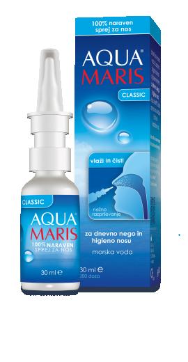 Aqua Maris Classic, pršilo za nos (30 ml)