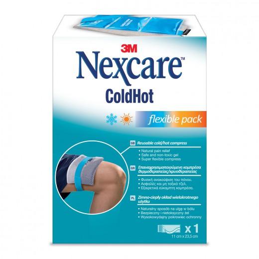 Nexcare™ ColdHot Terapevtski Obkladek Flexible, 11 x 23,5 cm