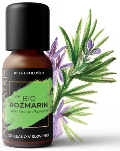 ROŽMARIN – BIO eterično olje 15 ml
