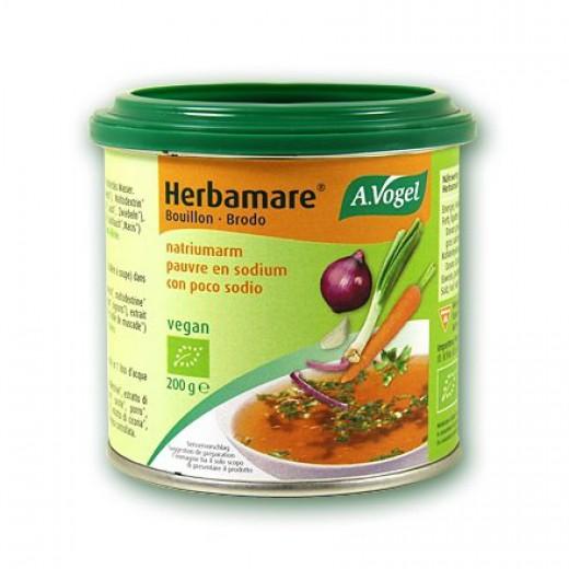 Herbamare naravna zelenjavna osnova z manj natrija, 200 g