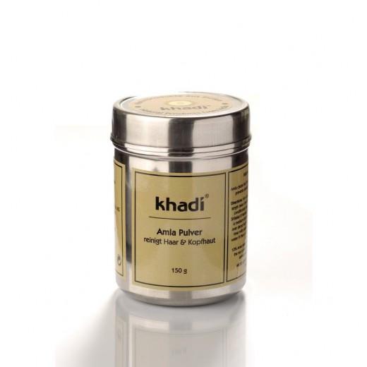 Khadi šampon v prahu Amla, 150 g