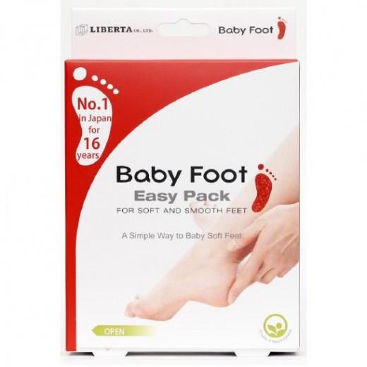 Baby Foot Easy Pack, nogavice za mehka stopala