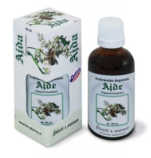 Bio - Pharma, ajda, tekoči izvleček, 50 ml