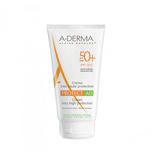 A-Derma Protect Ad krema SPF50+, 150 ml