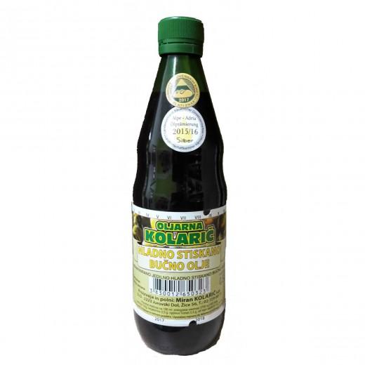 Hladno stiskano bučno olje Kolarič, 500 ml