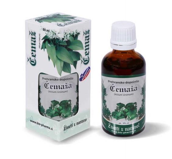 Bio - Pharma, čemaž, tekoči izvleček, 50 ml