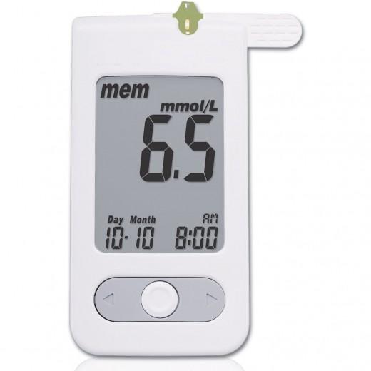 Komplet sistema Bionime Rightest GM 550 za merjenje sladkorja