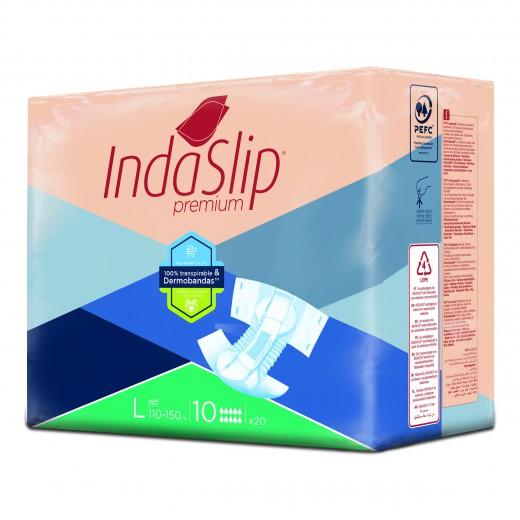 Plenice hlačne Indaslip Premium L10 - velike, 20 kos/zavitek