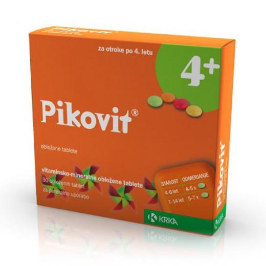 Pikovit, 30 obloženih tablet