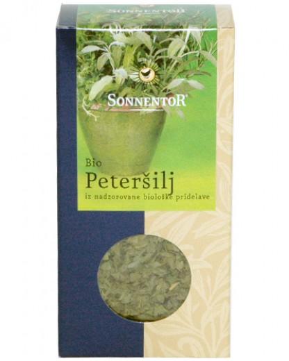 Bio začimba Peteršilj Sonnentor, 15 g