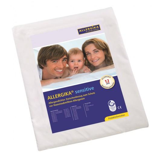 Antialergijska prevleka Allergika Sensitive za jogi 140 x 200 x 20 cm