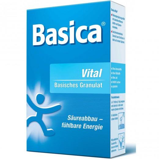 Basica, bazični prah Vital, 200 g