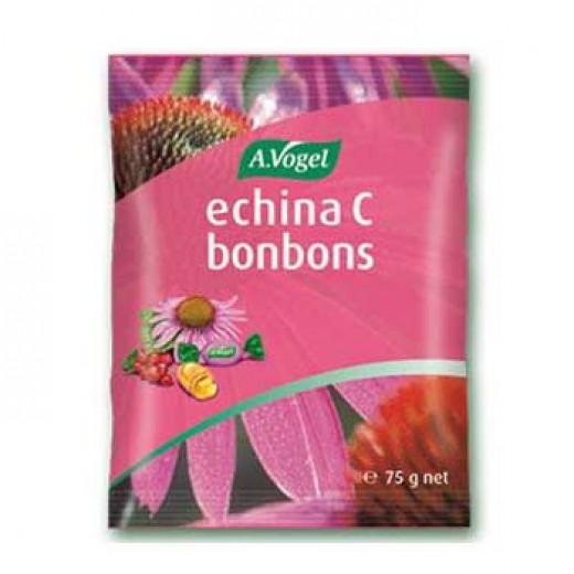 Bonboni Echina C A. Vogel, 75 g