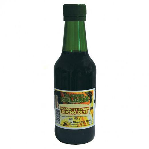 Hladno stiskano bučno olje Kolarič, 250 ml