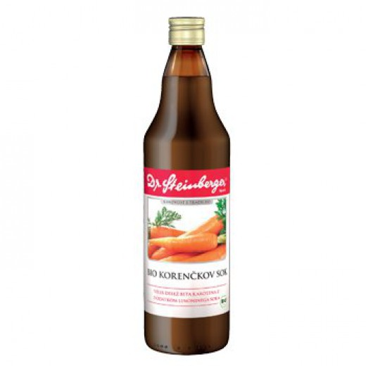 Korenčkov sok Dr. Steinberger, 750 ml