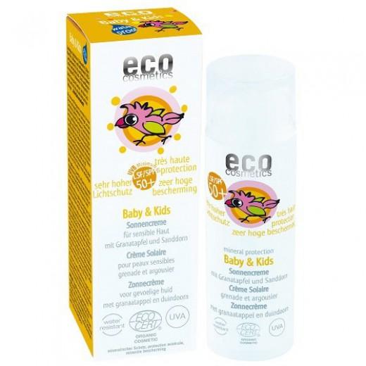 Baby krema SPF50+ NEUTRAL ECO, 50 ml