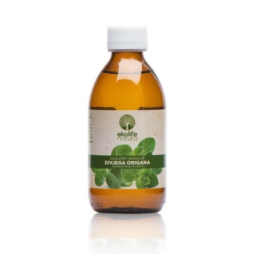 Ekolife natura, ekološki hidrolat divjega origana, 250 ml