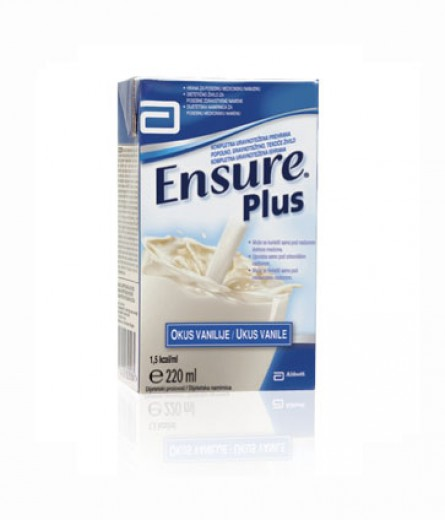 Ensure Plus Vanilija, 220 ml