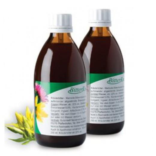 Gutsmiedl - Hildegarda iz Bingna,Gastrovital bitter kraft kapljice, 100 ml