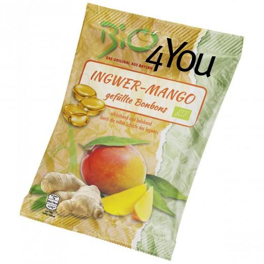 Ingverjevi bonboni z mangom, 75 g