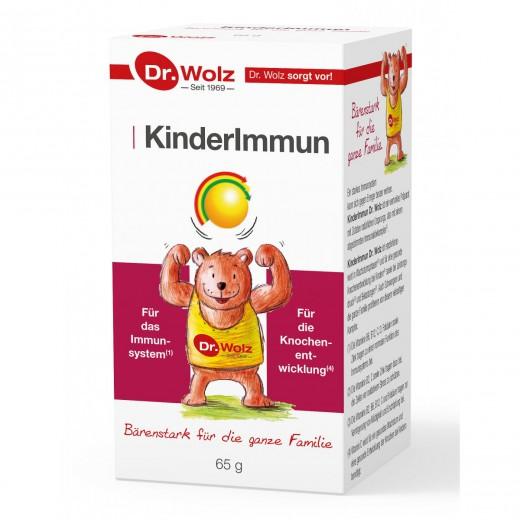 KinderImmun, prašek za otroke Dr. Wolz, 65 g