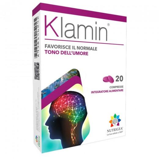Klamatska alga Klamin tablete (20 tablet)