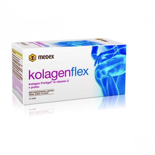 Medex, kolagenflex, 14 vrečk