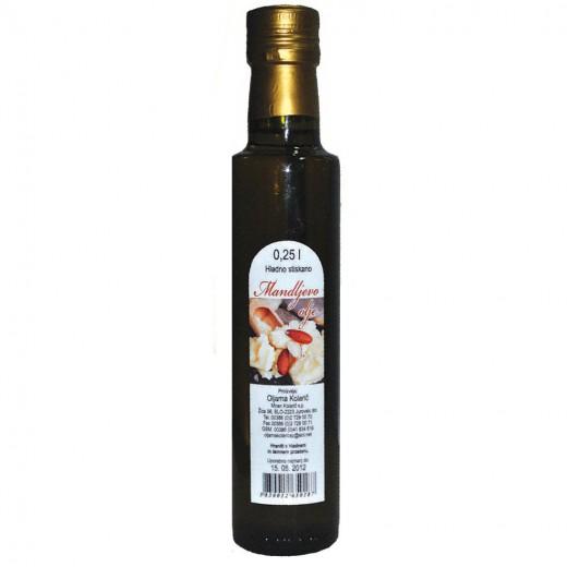 Hladno stiskano mandljevo olje Kolarič, 250 ml