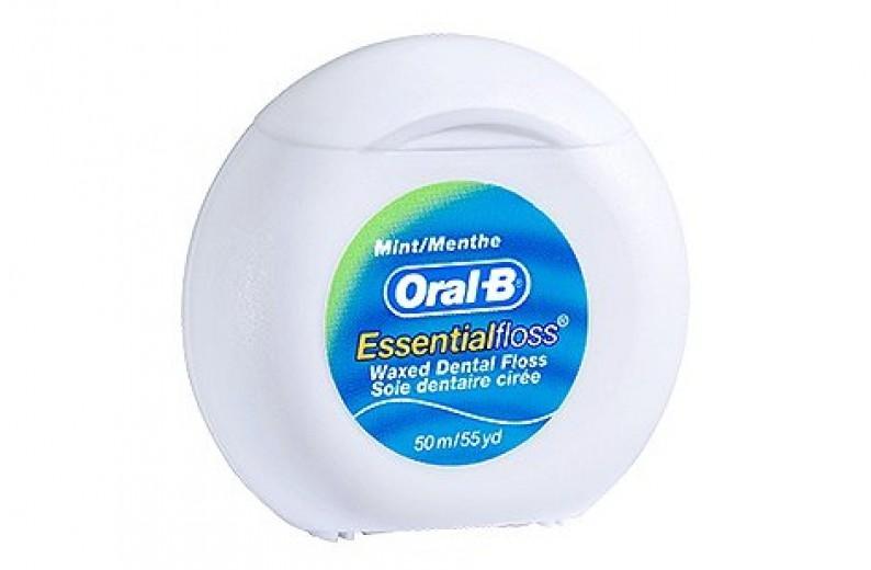 Oral B Essential Floss MINT zobna nitka, 50 m