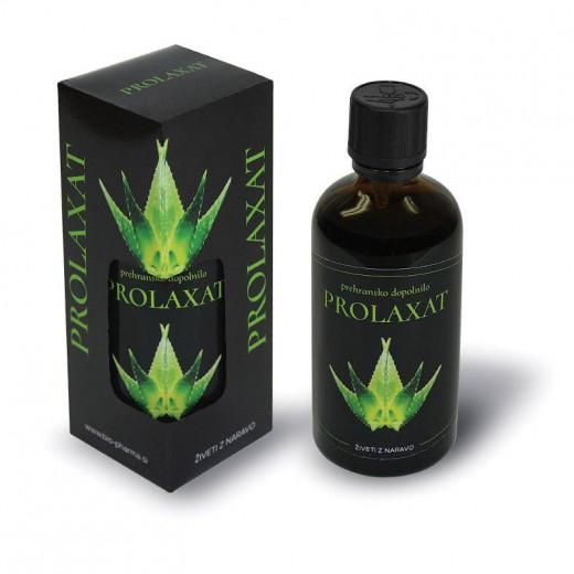 Prolaxat, prehransko dopolnilo, tekoči dodatek, 100 ml