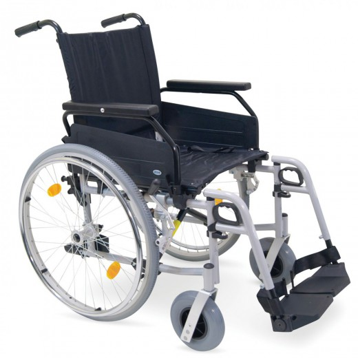 Invalidski voziček Rotec 50 cm