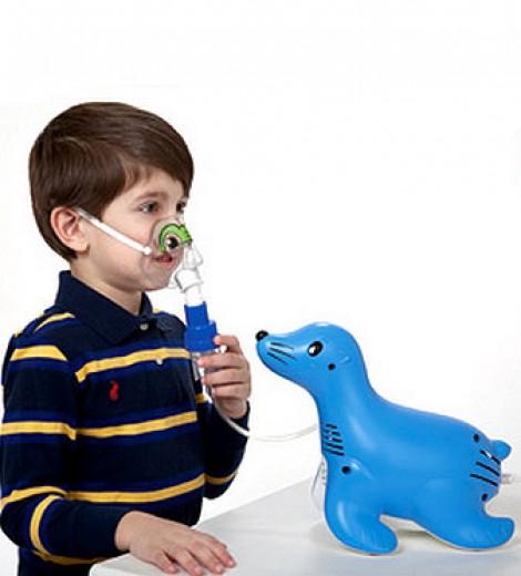 Inhalator za otroke tjulenj Sami Philips