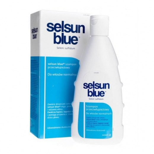 Selsun Blue šampon proti prhljaju 125 ml