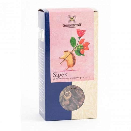 Bio čaj šipek Sonnentor, 100 g