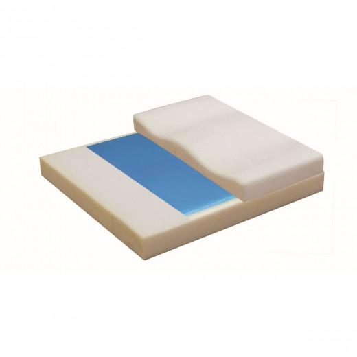 BLAZINA ANTIDEK. GEL AIR 3D PU PREVL. 45X45xX CM DO 120 KG