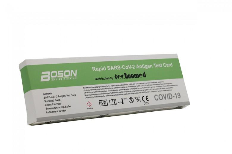 Boson Biotech, hitri antigenski test SARS COVID-19, 1x