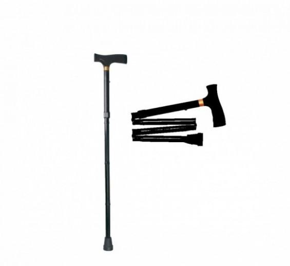 Palica sprehajalna zložljiva 82.5 - 92.5 cm