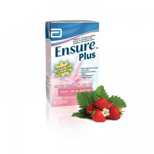 Ensure Plus Jagoda, 220 ml