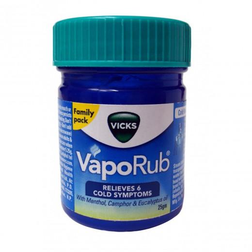 Mazilo VapoRub Vicks, 25 g
