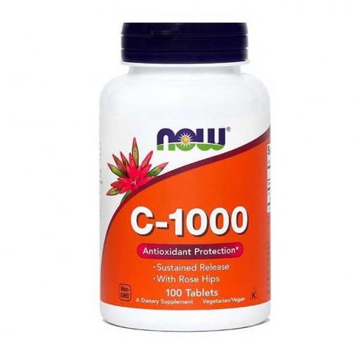 Now, vitamin C - 1000, 100 tablet