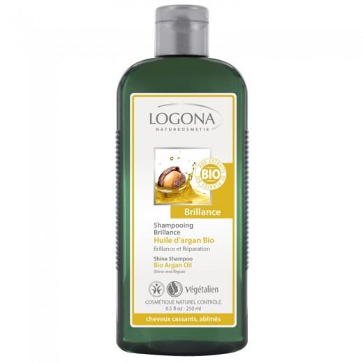 Šampon za sijaj bio arganovo olje Logona, 250 ml