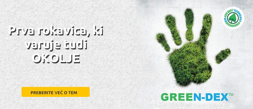 Biorazgradljiva rokavica